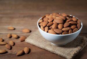 almond immunity